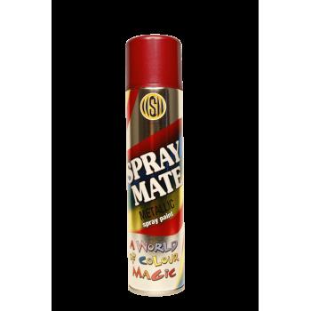 Spraymate Metallic Red 250g