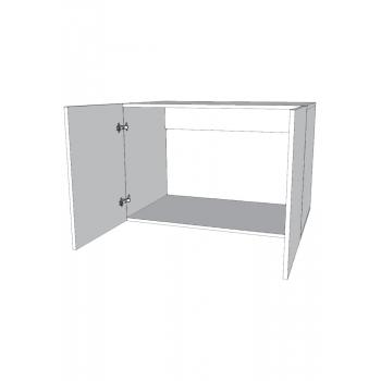 Top Box White Ext, Raw Interior