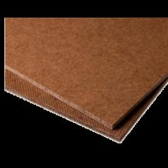 Masonite Standard Brown 3.2mm 3.660 X 1.220