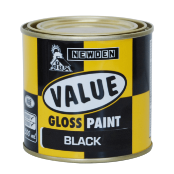 Newden Value Gloss Enamel Deep Blue 500ml