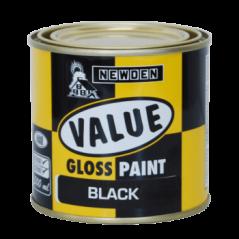 Newden Value Gloss Enamel Red 500ml
