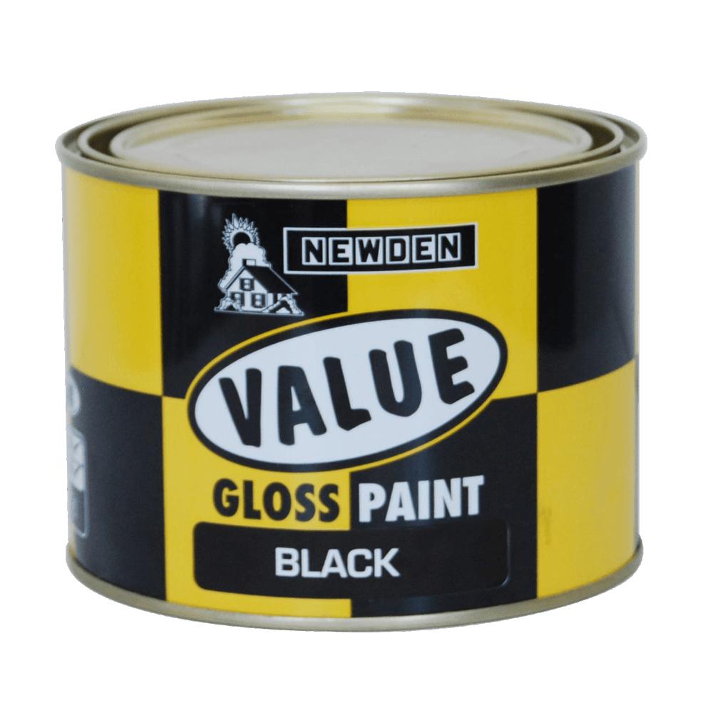 Newden Value Gloss Enamel White 1l