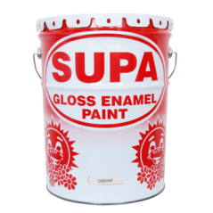 Newden Supa Gloss Enamel White 5l