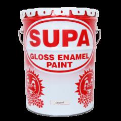 Newden Supa Gloss Enamel Black 5l