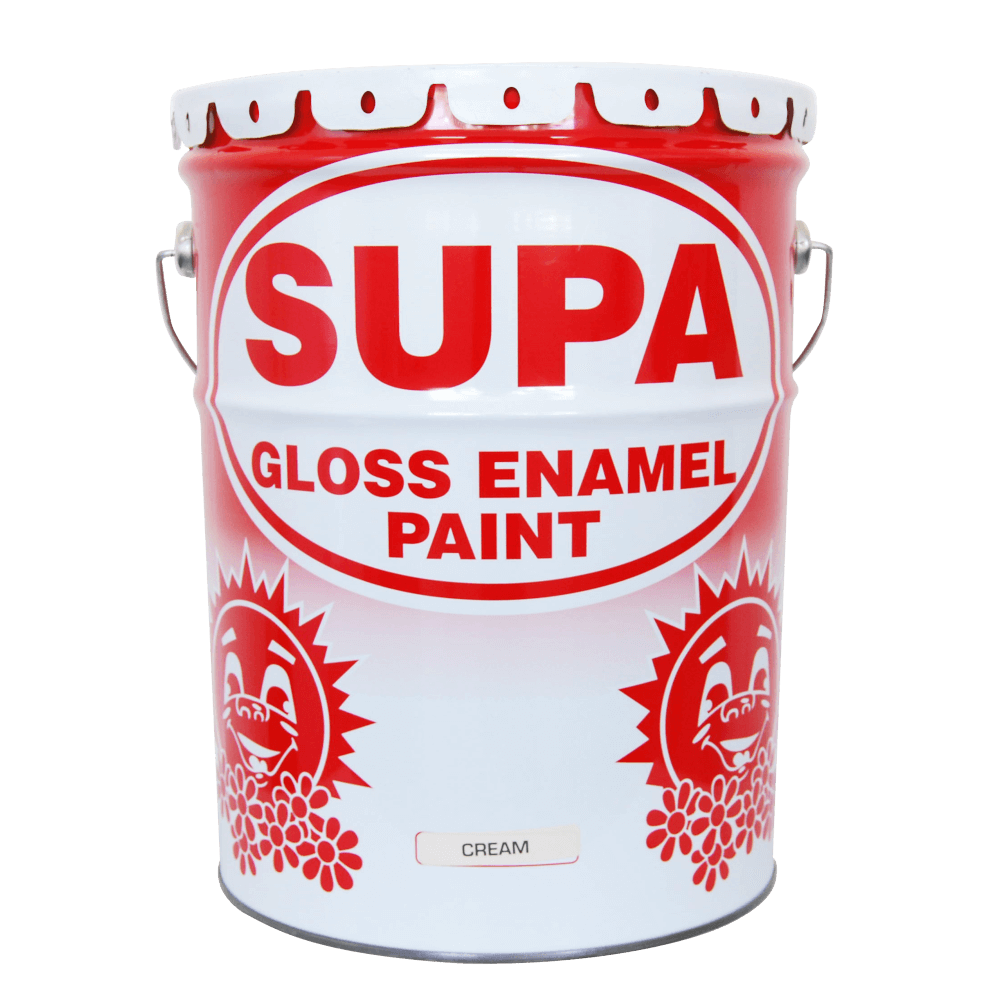 Newden Supa Gloss Enamel Golden Brown 5l