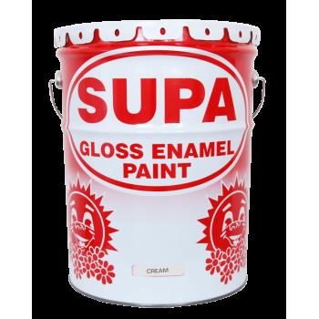 Newden Supa Gloss Enamel Dark Golden Brown 5l