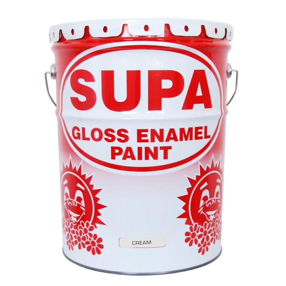 Newden Supa Gloss Enamel Cream 20l