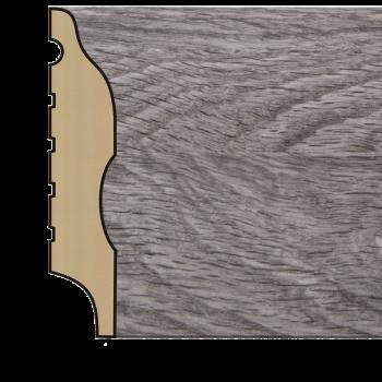 Krono Skirting Ash Grey - 2.7m