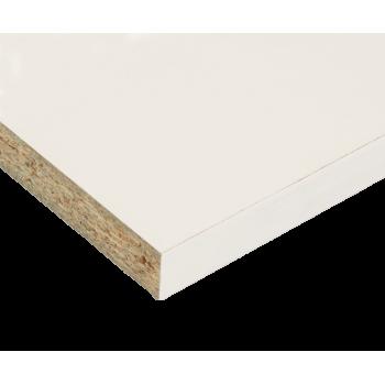 Shelf Melamine White 300x2.750
