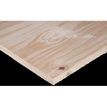 Pine Laminated Shelving 380x2.4m/19mm