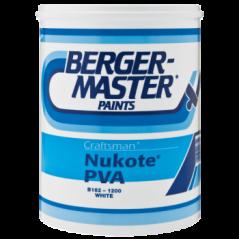 Bergermaster Nukote Pva 5l White