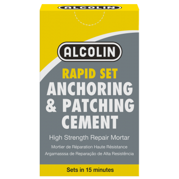 Alcolin Anchoring & Patching Cement 500grs