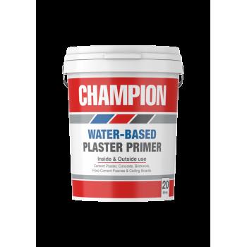 Champion Water Based Plaster Primer 20l