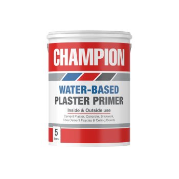 Champion Water Based Plaster Primer 5l