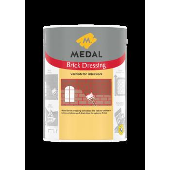 Medal Brick Dressing Clear 5l
