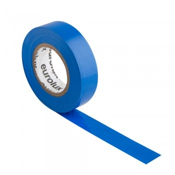 Pvc Insulation Tape 20m Blue (0.13mm X 18mm)