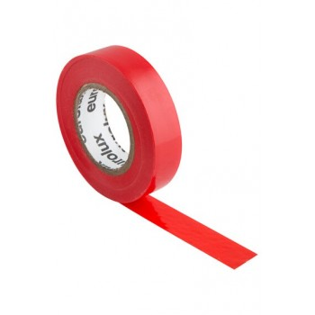 Pvc Insulation Tape 20m Red (0.13mm X 18mm)