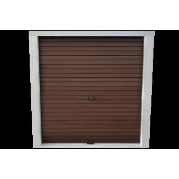 Roll Up Garage Door Wood Grain 2450 X 2100